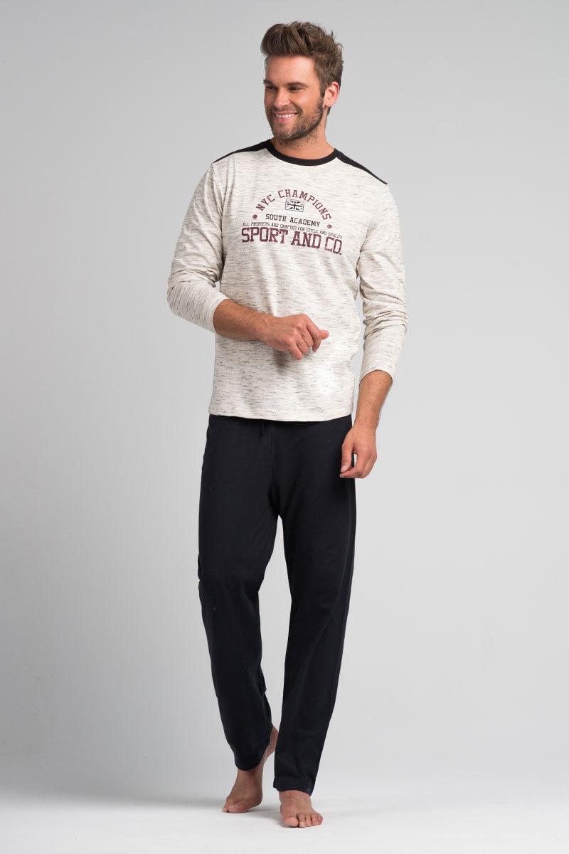 Męska piżama Sport Champions - SamPy065_pyz