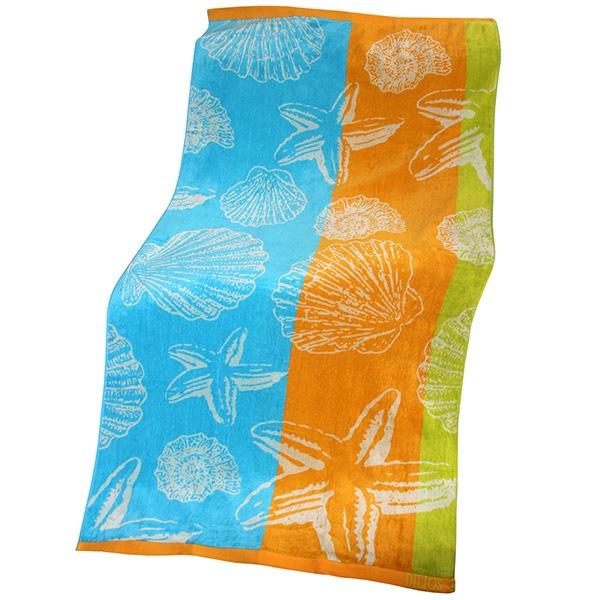 Ręcznik plażowy Shells - Shells_Plos