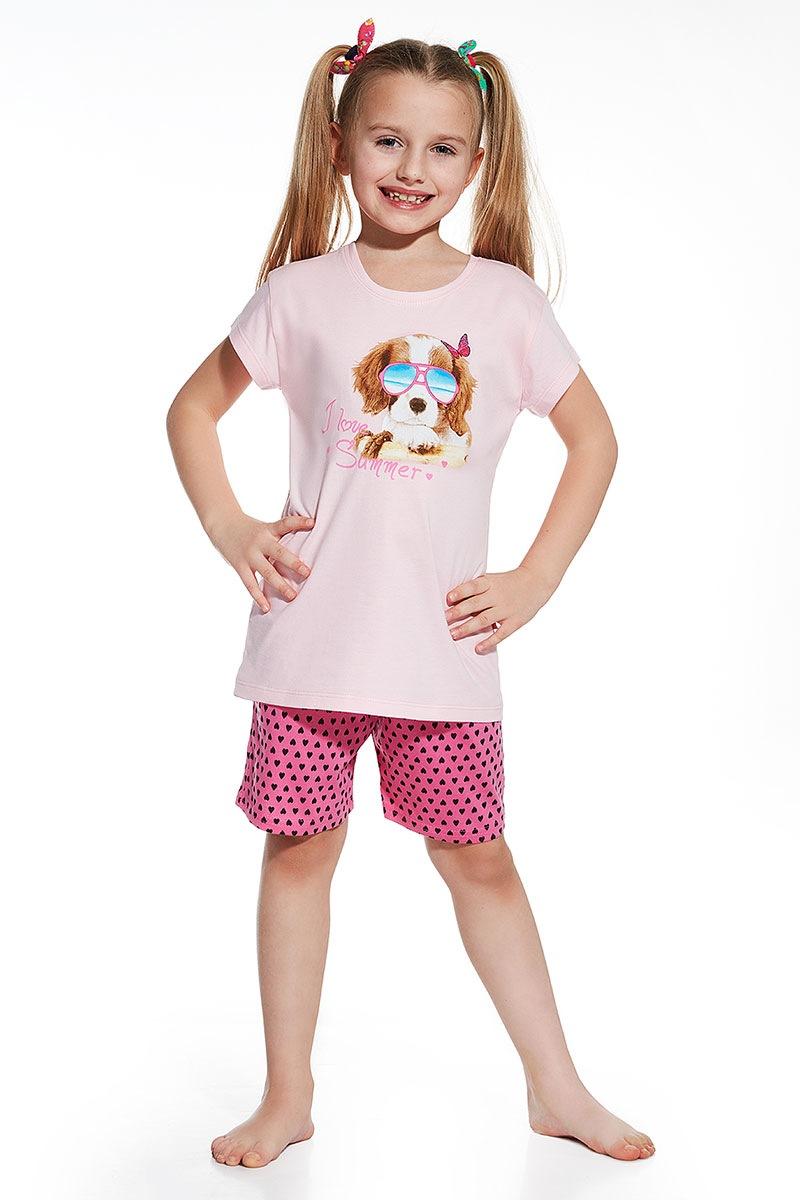 Dziewczęca piżama Summer - Summer78750_pyz
