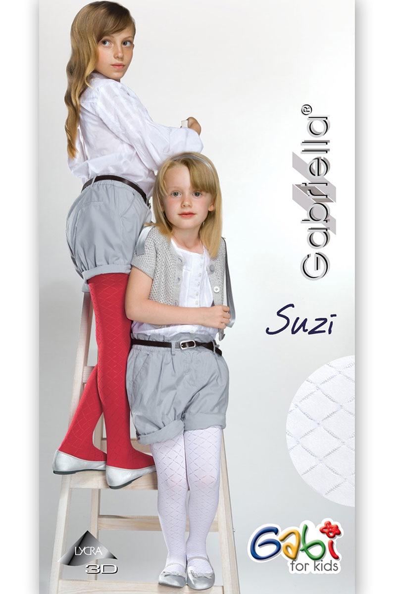 Dziewczęce rajstopy Suzi - Suzi744_pun