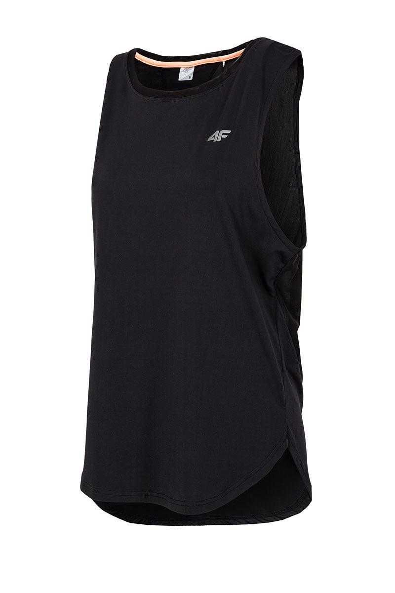 Damska koszulka do fitnessu 4F - TSDF005_tri