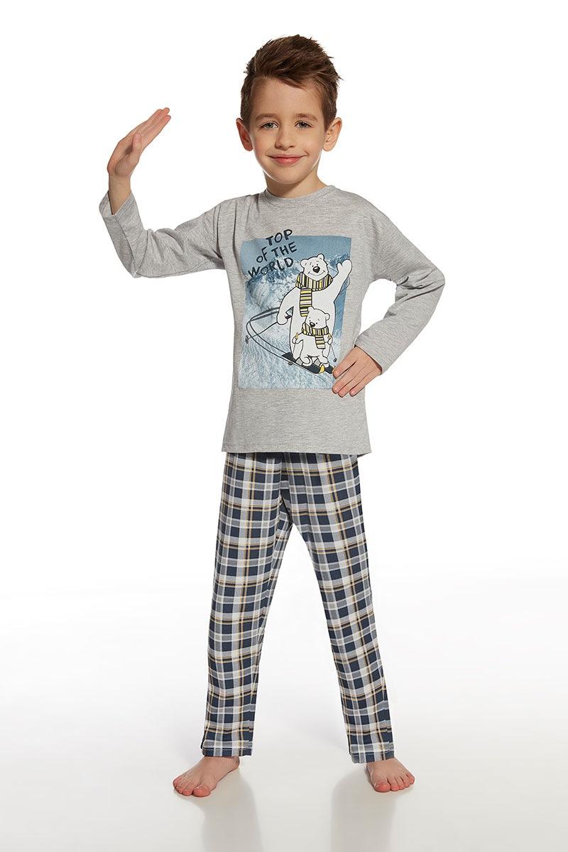 "Chłopięca piżama ""Top of the World"" - TopOfTheWorld80935_pyz"