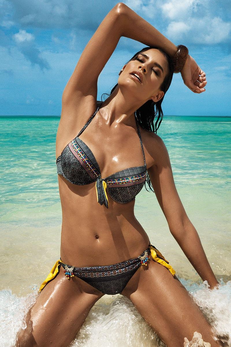Dwuczęściowy damski kostium kąpielowy Alysson - VI7099