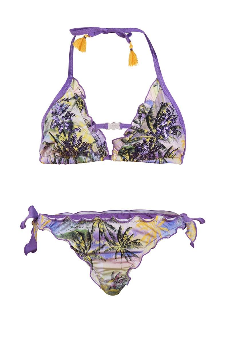 Luksusowy dziewczęcy kostium kąpielowy Halle - VP7006