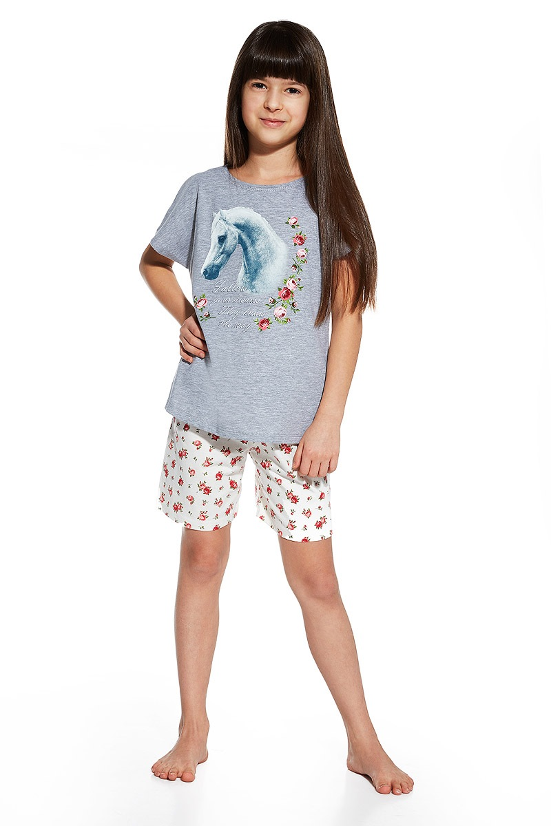 Dziewczęca piżama White Horse - WhiteHorse78853_pyz
