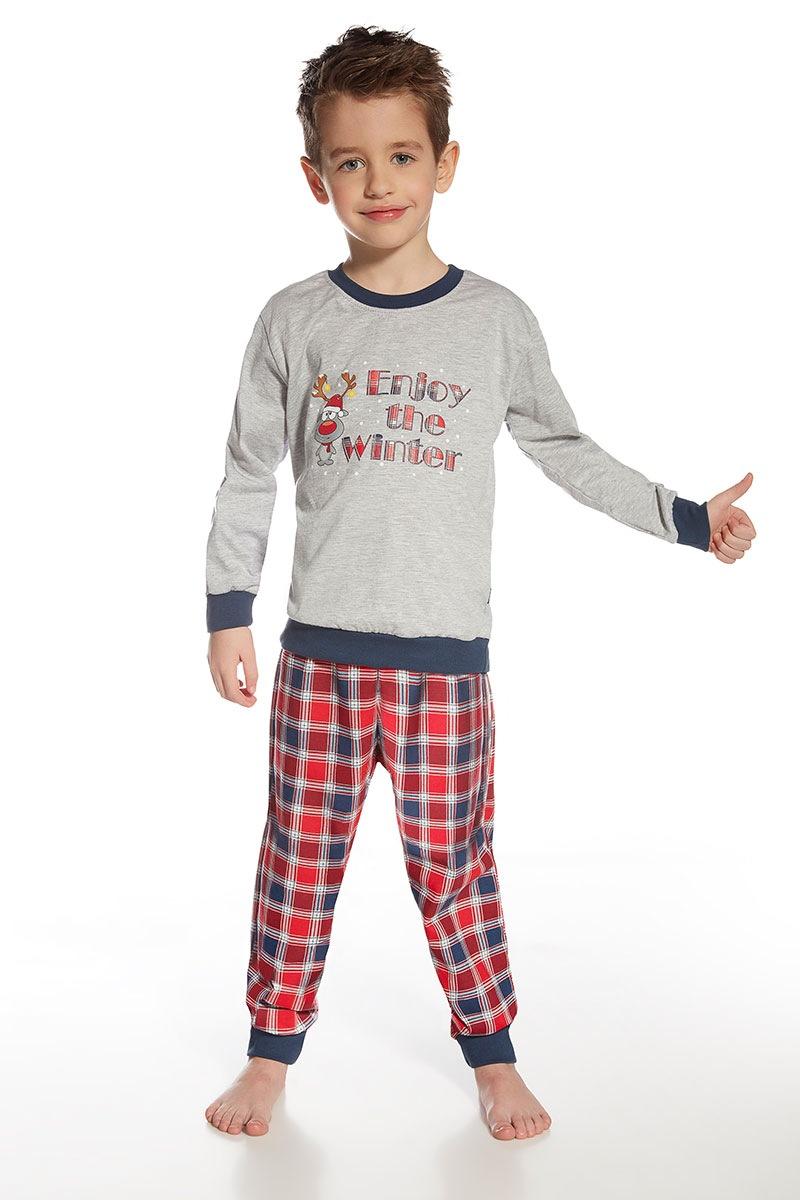 Chłopięca piżama Winter - Winter59344_pyz