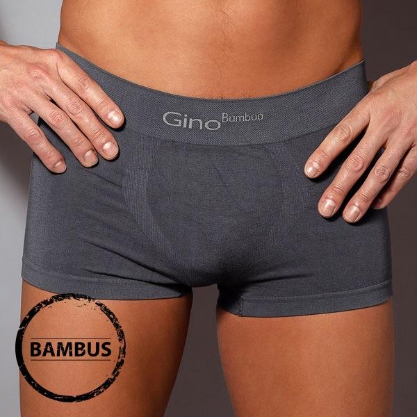 Bokserki Bamboo z krótką nogawką - Bamboo53004_box