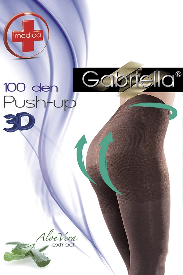Rajstopy Push-Up 100 DEN - Medica171_pun