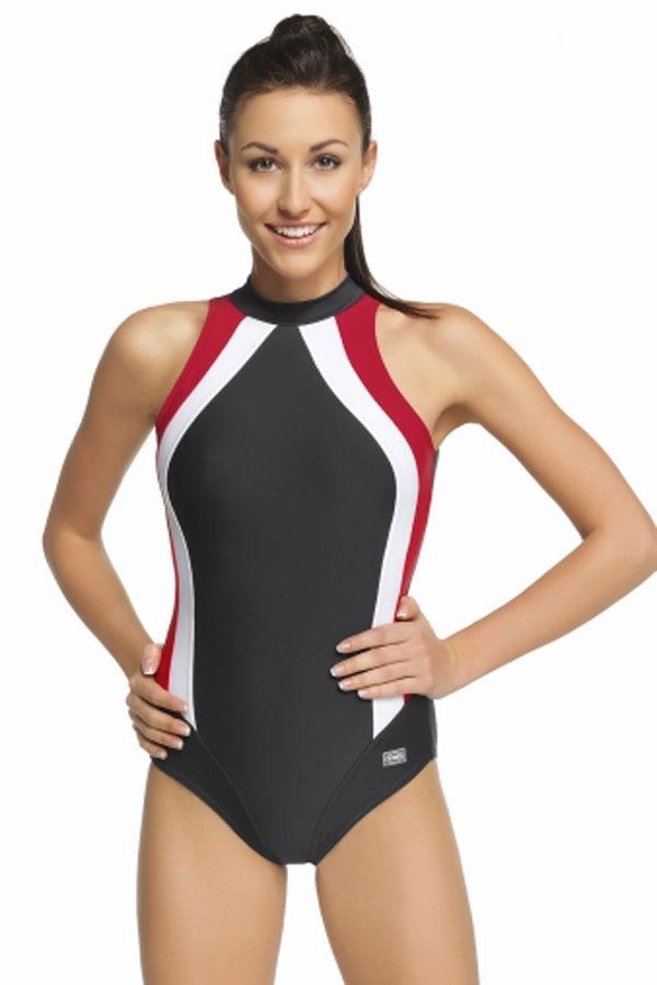 Damski kostium kąpielowy Olivia jednoczęściowy - OliviaWI