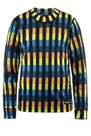 Dziecięca bluza funkcyjna CRAFT Mix and Match 5111