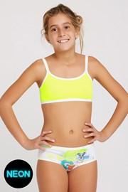 Komplet dziewczęcy Angelika Yellow