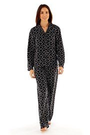 Damska polarowa piżama Jennifer Black