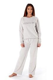 Damska piżama Weekend Girl Grey