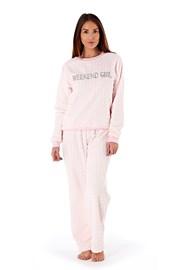 Damska piżama Weekend Girl Pink