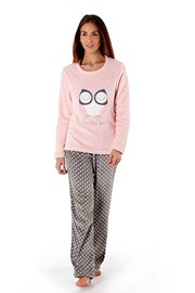 Damska piżama Sleeping Owl
