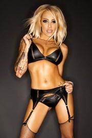 Komplet erotyczny Amanda Premium
