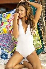Damski jednoczęściowy kostium kąpielowy Phax Color