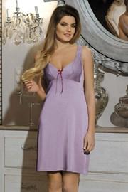 Elegancka koszulka Charlotta Lavender