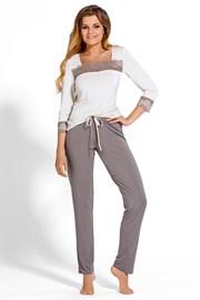 Elegancka damska piżama Claudyna