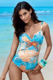 Jednoczęściowy kostium kąpielowy Ingrid