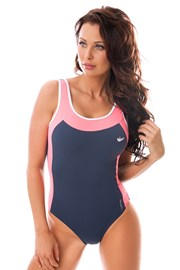 Damski sportowy kostium kąpielowy włoskiej produkcji Bettye