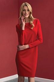 Elegancka sukienka damska Dianna Red