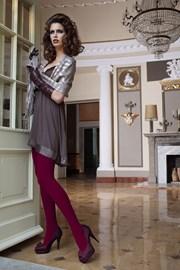 Eleganckie rajstopy Glamour Soft Bordo