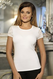 Elegancka damska bluzka Kamelia