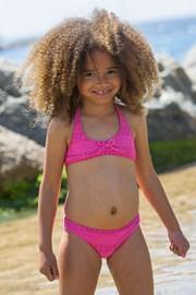 Dziewczęcy kostium kąpielowy Meres 2