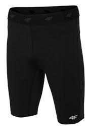 Krótkie męskie legginsy sportowe 4F