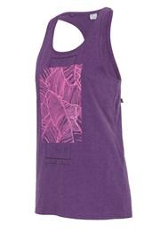 Damski top sportowy 4F Purple