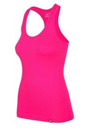 Damski top sportowy Easy Pink