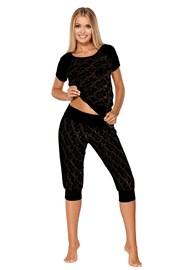 Kusząca piżama Thlema Black