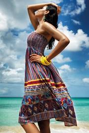 Sukienka plażowa 2 w 1 Clarinda z kolekcji Vacanze