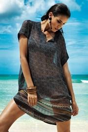 Sukienka plażowa z włoskiej kolekcji Vacanze