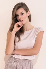 Elegancka bluzka damska Vivian Pink