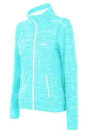 Damska bluza polarowa 4F Turquoise