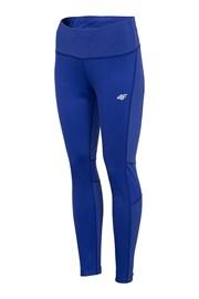 Grubsze spodnie sportowe softshell 4F