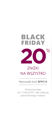 Black Friday -20 %.