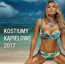 Kostiumy kąpielowe 2017