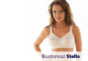 Biustonosz zmniejszający piersi Stella z fiszbinami